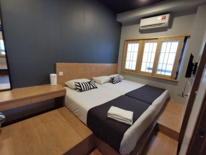 Japanese Triple Room (L)