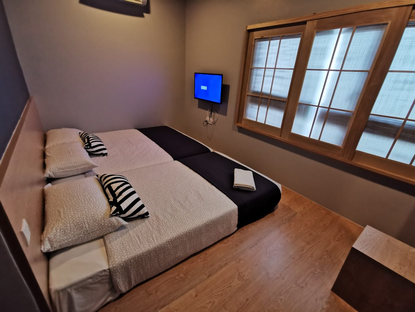 Japanese Triple Room (R)