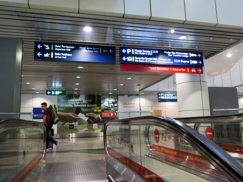 Kuala Lumpur City to Marina Island Pangkor Jetty