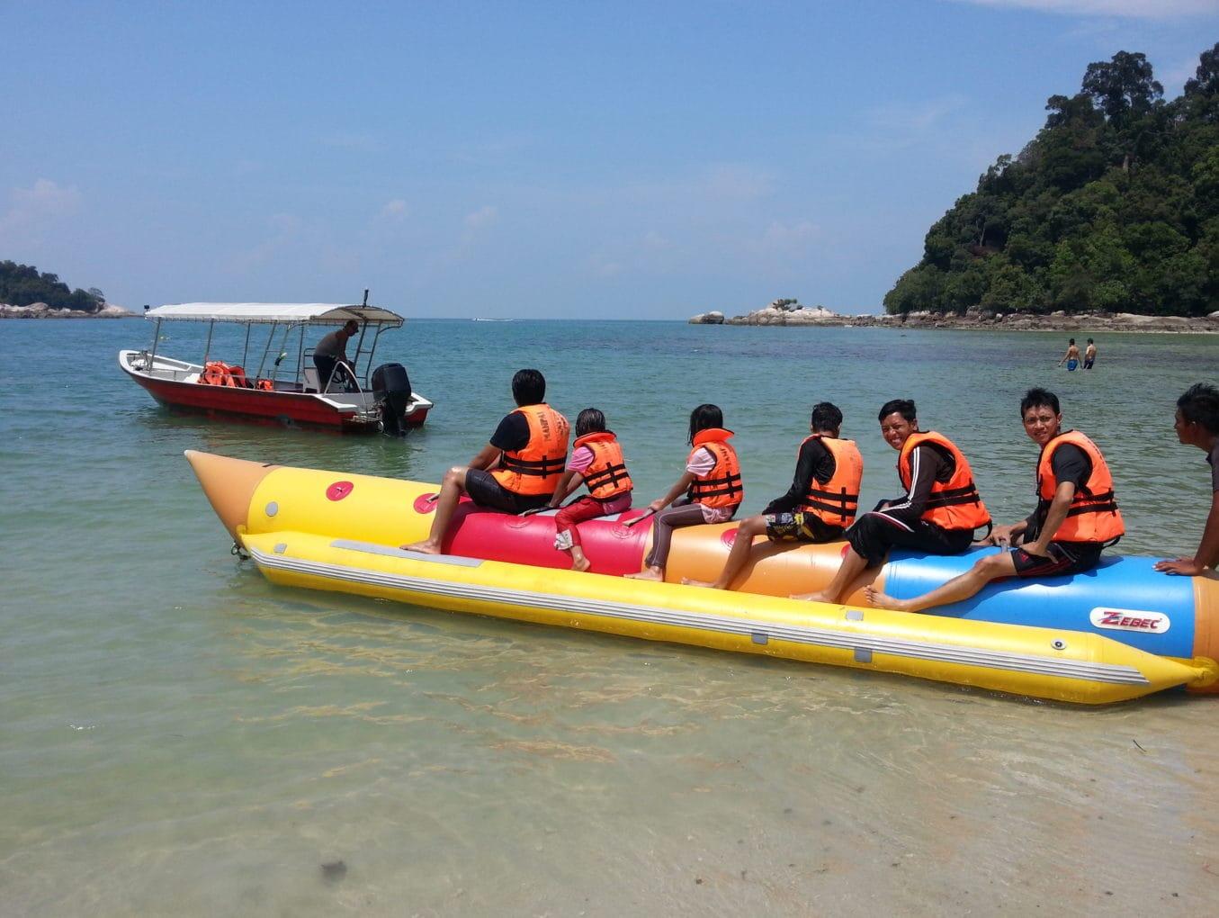 Water-sport (Banana Ride)