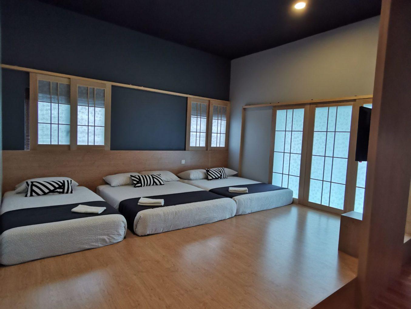 Japanese Family Room